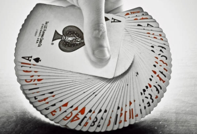 Jonathan Cann master Close-up Magician